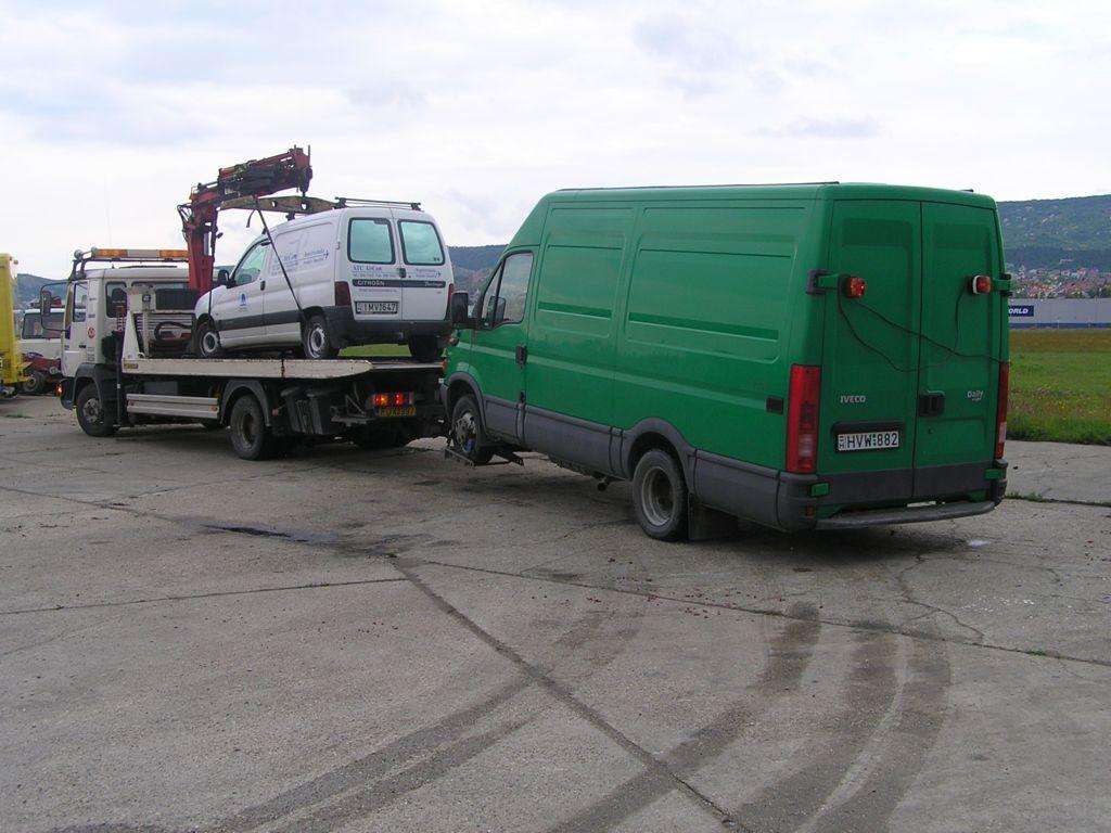 Jármű szállítás